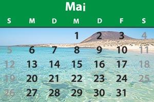 Reiseziele für einen Badeurlaub im Februar