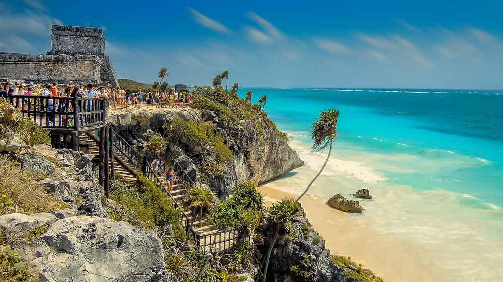 Maya-Fundstätten in Tulum