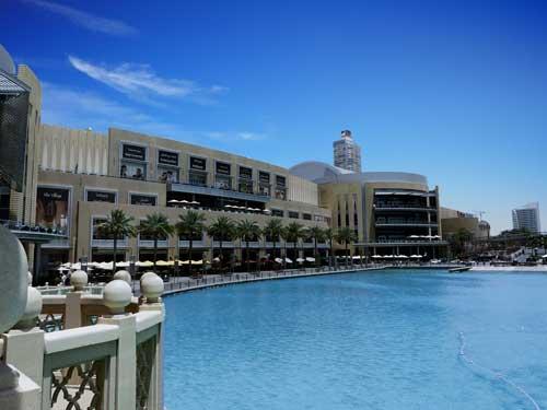 Die Dubai-Mall