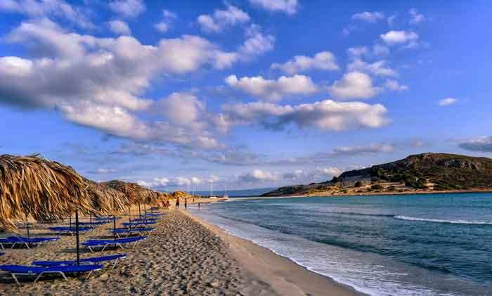Traumstrände beim Griechenland Urlaub