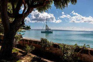 Strandromantik beim karibik-Urlaub auf Barbados