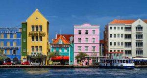 Niederländischer Einfluss im Hafen von Barbados