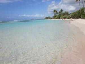 Traumstrände beim Karibik-Urlaub auf Guadeloupe