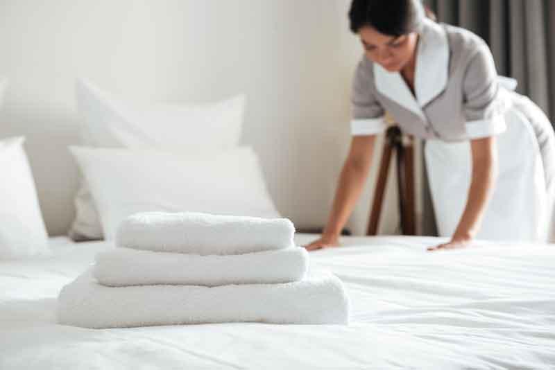 ist die tägliche Zimmerreinigung im Hotel noch zeitgemäß?