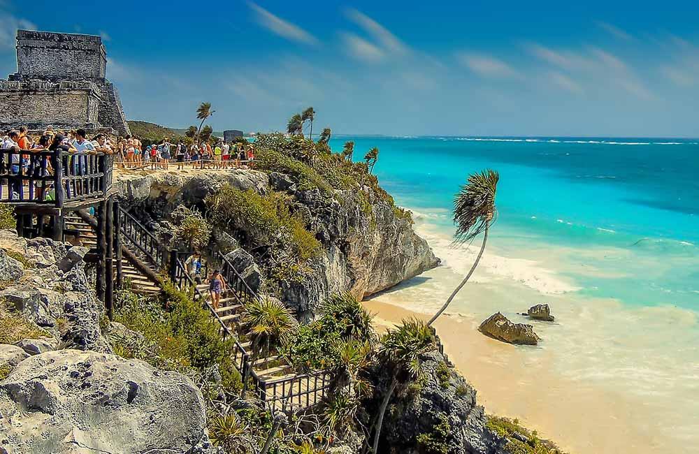 Ein sehr günstiges Reiseziel 2020: die mexikanische Halbinsel Yucatan