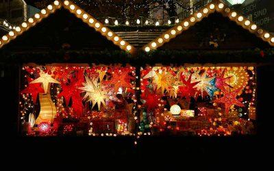 Christmasshopping und Weihnachtsmärkte in Deutschland