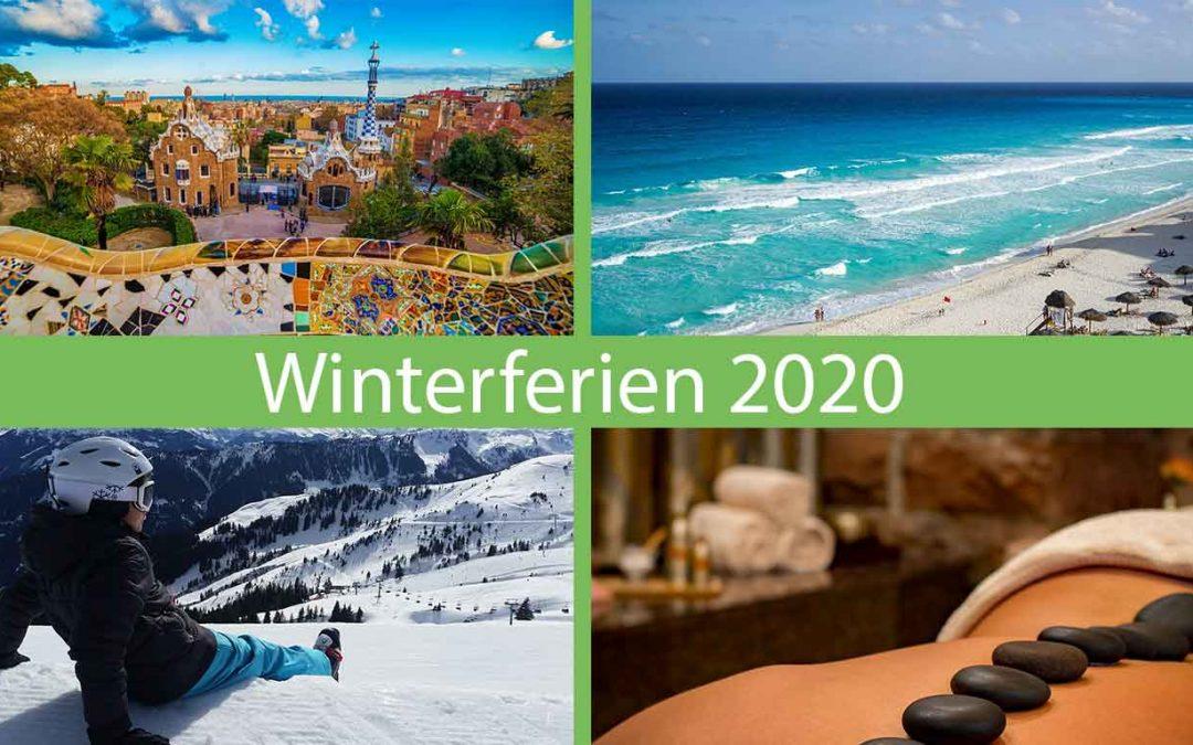 Winterferien 2020: die besten Reiseziele