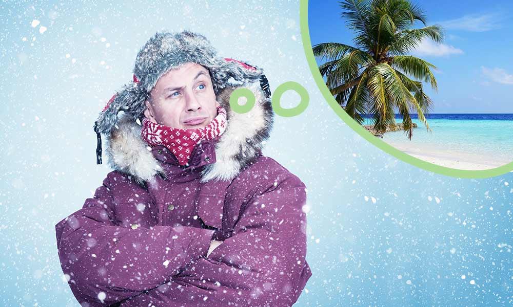 Ab in die Sonne! Warme Reiseziele im Winter