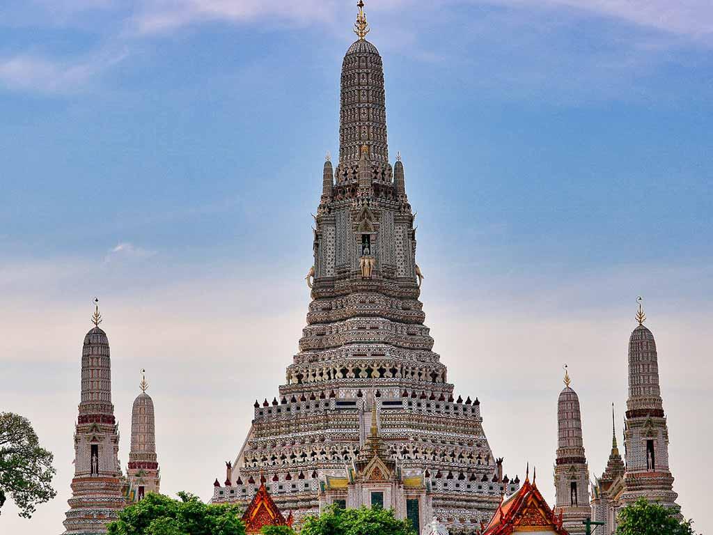 Wichtigstes Bauwerk in Thailand: Wat Arun