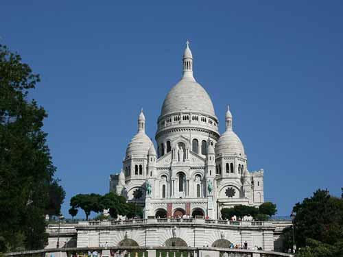 Sacre-Coeur ist ein Must-See in Paris