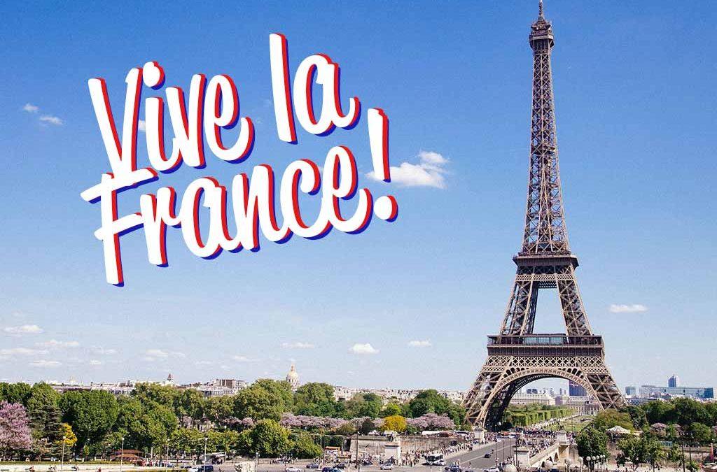 Die schönsten Reiseziele in Frankreich bei Touristikboerse.de