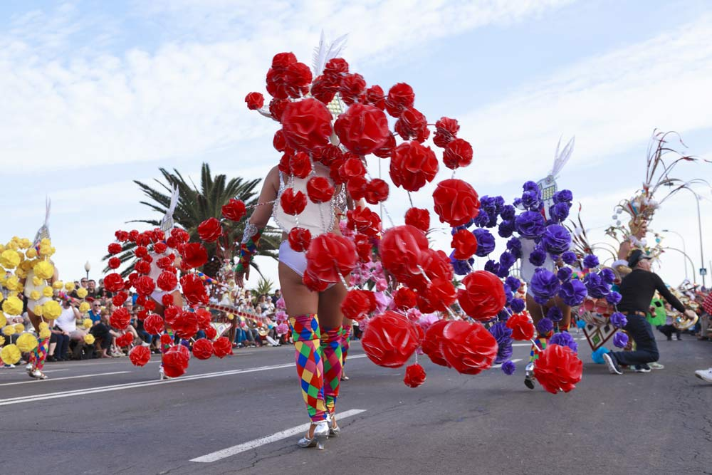 Geheimtipp: Karneval auf Teneriffa