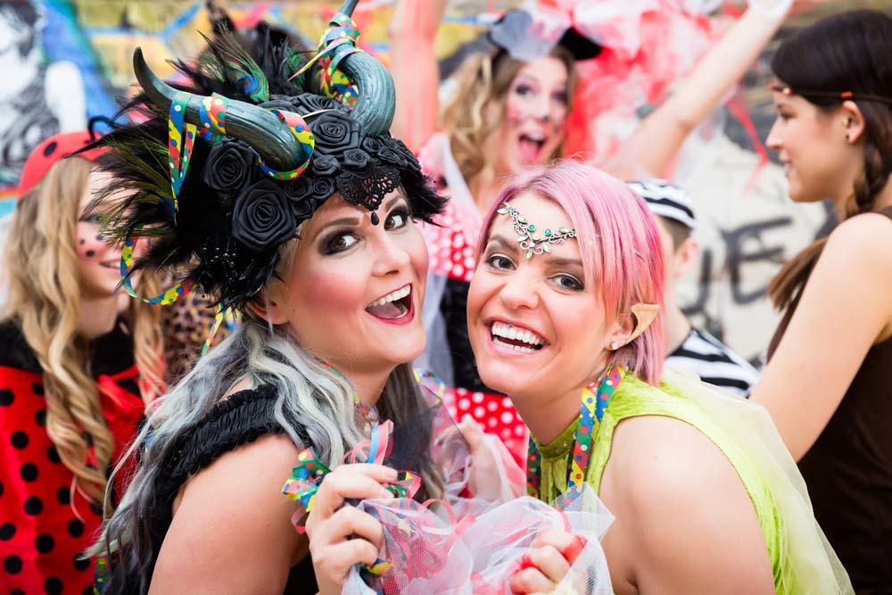Karneval rund um die Welt: die Top 5 Ziele