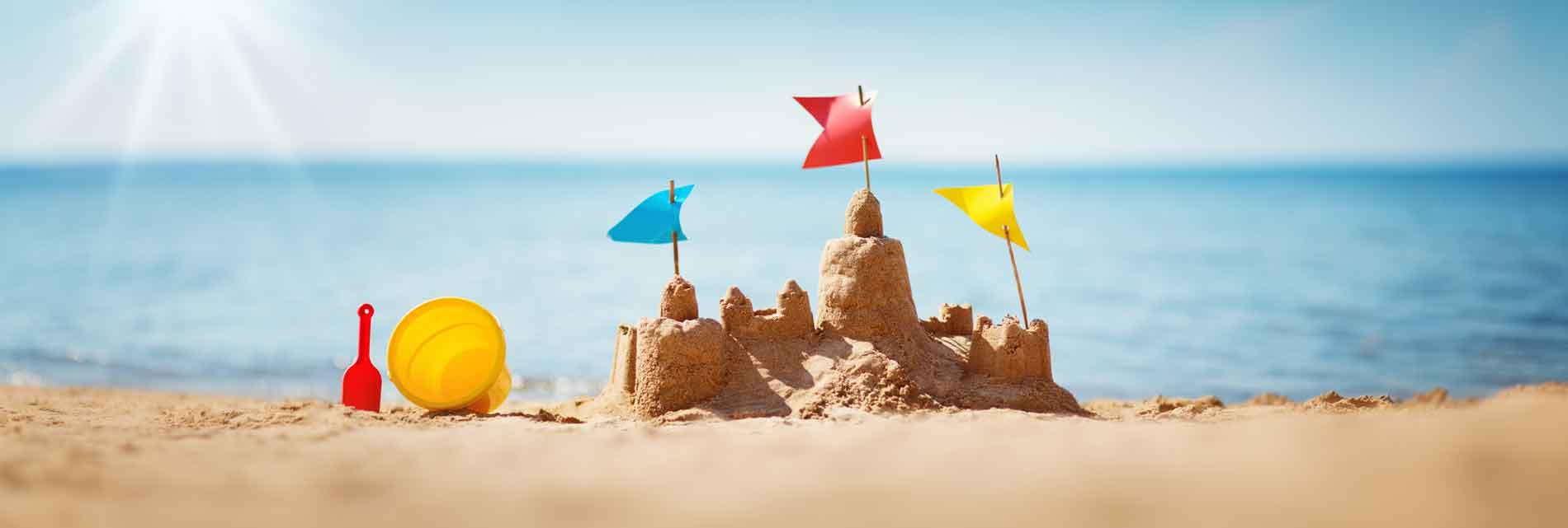 sicherer Urlaub am Strand 2021