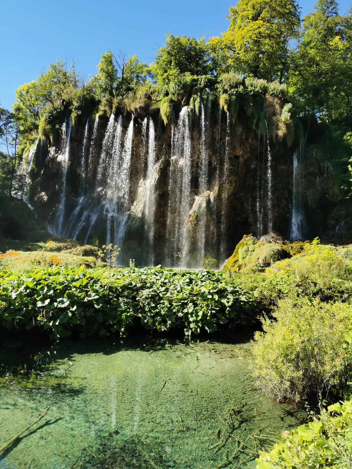 Pure Naturidylle im Kroatien-Urlaub