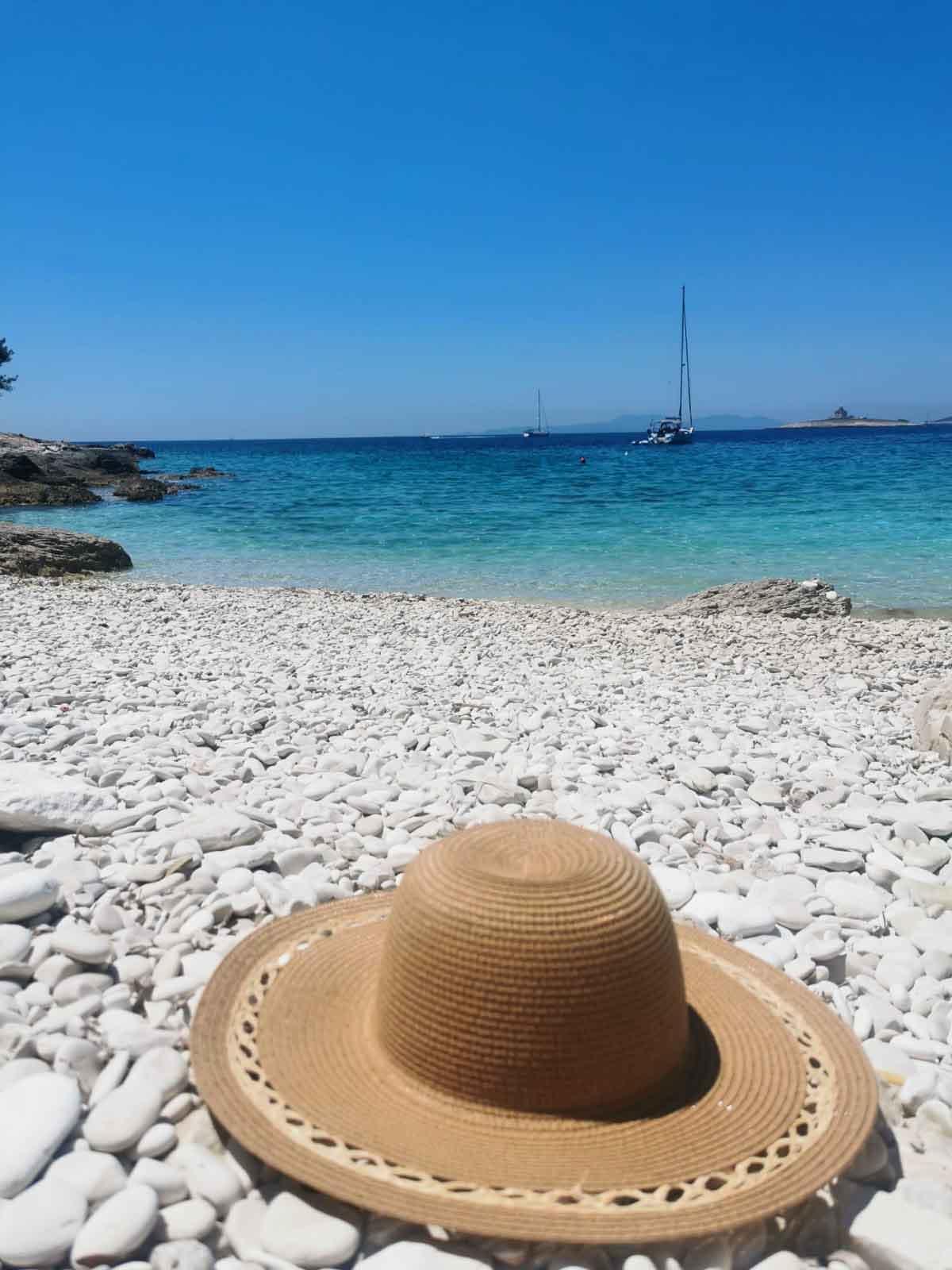 Strand auf Hvar