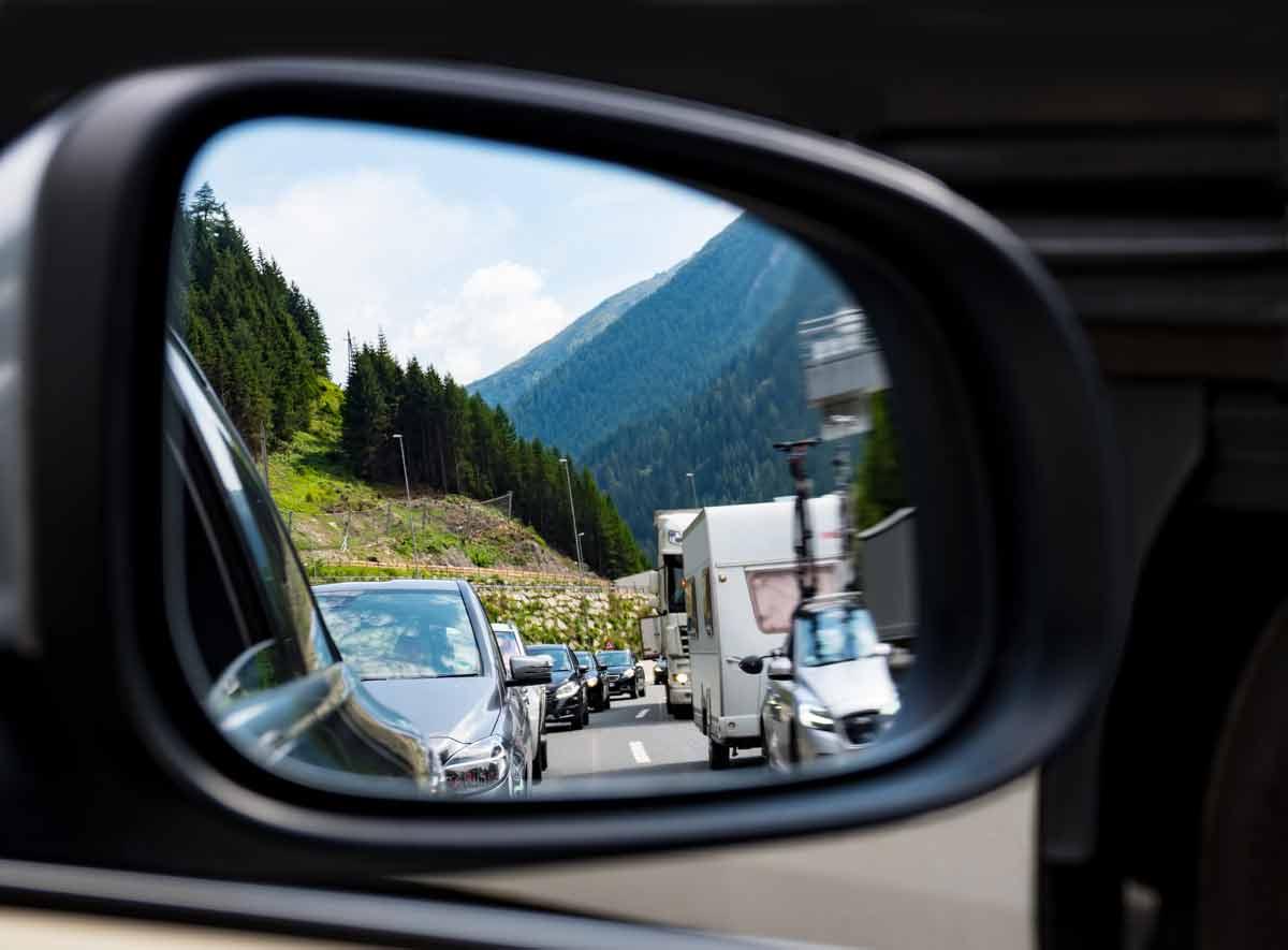 Stau in Südtirol: Am Samstag garantiert