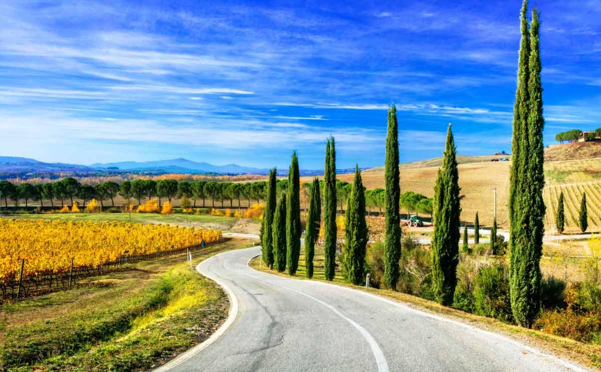 Mit dem Auto nach Italien: Schöne Landschaften, kaputte Straßen
