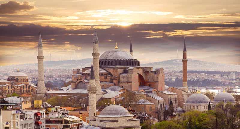 Perfekt für eine Städtereise im Herbst: Istanbul